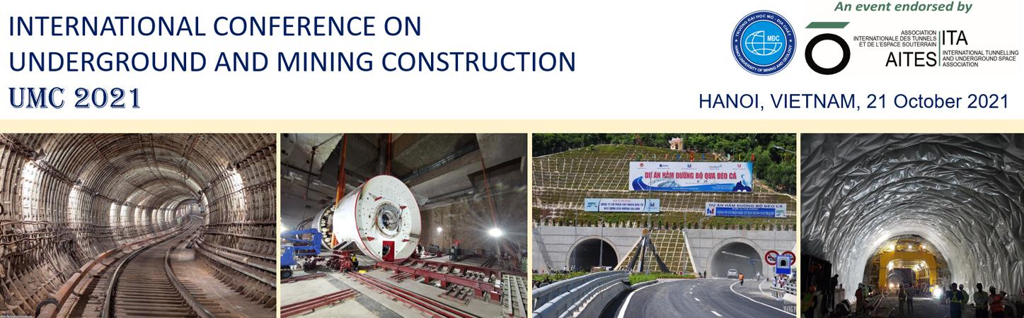 International Conference on Underground and Mining Construction (UMC 2021)